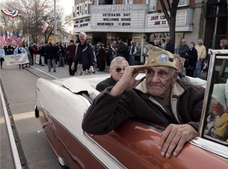 2004 Veterans Day Parade