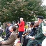 Veterans Day Parade 2007 Ed McMahon