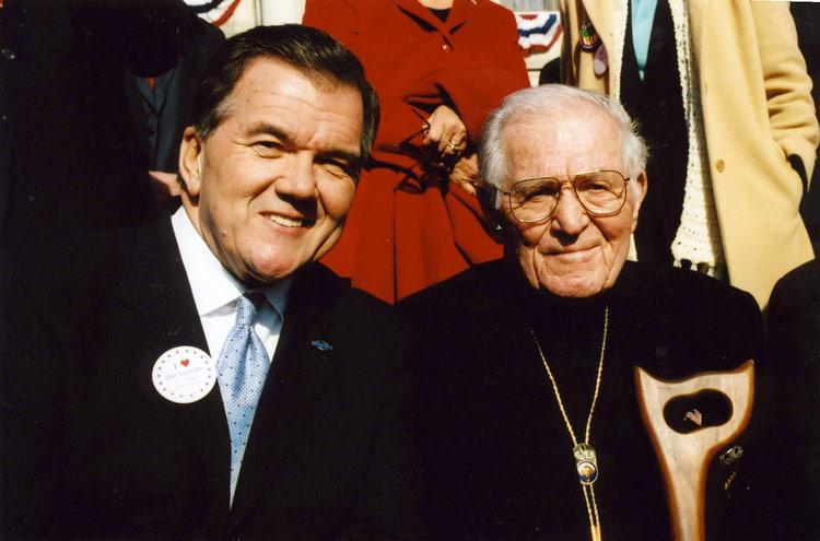 Tom Ridge and Dick Winters