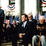Bob McMahon, Tom Ridge and Dick Winters