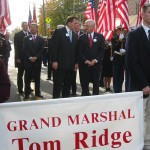 Grand Marshal Tom Ridge