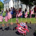 Memorial Day 2015 Flags