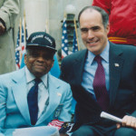 Luther Smith and Bob Casey