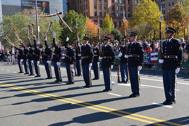 veterans day parade 2018