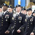 Philadelphia Veterans Day Parade 2016