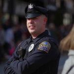 Media Police Officer