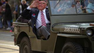 VFW Veterans Salute