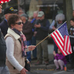 Patriotic Parade Spectator