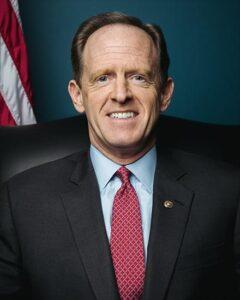 Senator Pat Toomey